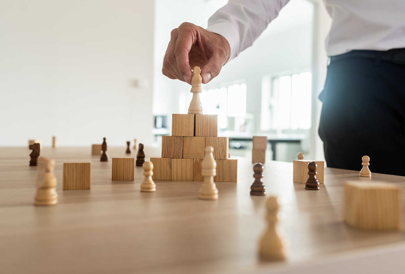 Survive to Thrive: Strategic Succession Planning